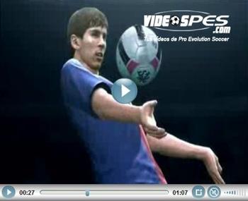 Nuevo Trailer PES2010