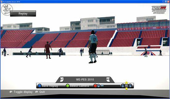 Edicion de estadios en PES2010 pronto