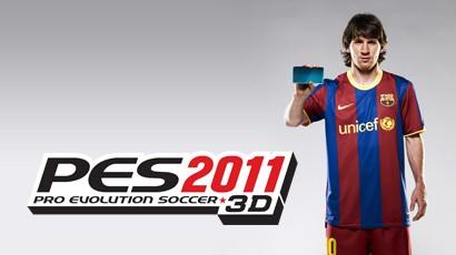 Nuevas imagenes de PES2011 3D