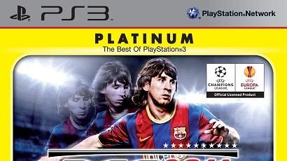 Konami baja el precio de PES2011