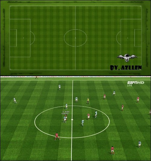 cesped estadio wempley pro evolution soccer