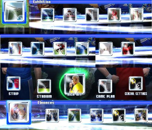 graficos iconos pro evolution soccer 2011