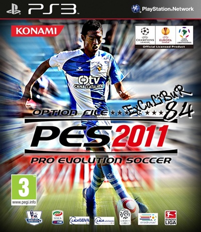 parches ps3 pro evolution soccer 2011