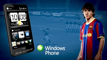 PES2011 ya disponible para Windows Phone 7