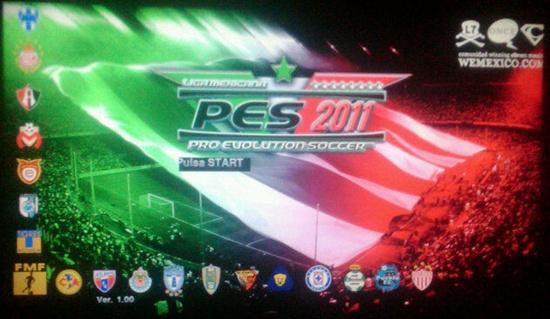 Parche Wemexico - Ligas Europa+Luigi7 V.Final-Clausura 2011