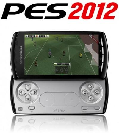 PES2012 para Android, ya disponible en Android Market