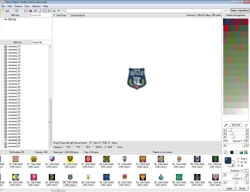 PES2012: Lista de selecciones