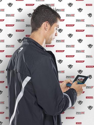 Llega PES2012 3D para la Nintendo 3DS