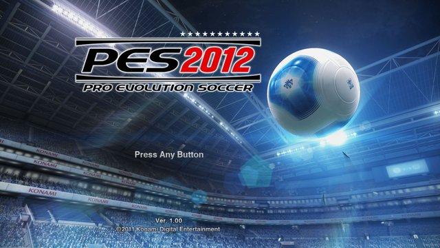 14 Nuevas imagenes de PES2012