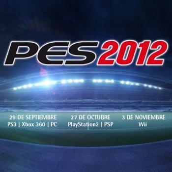 PES2012: Nueva actualizacion oficial en noviembre