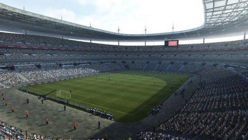 PES2012: Lista de Estadios
