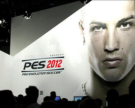 Cristiano Ronaldo sera la imagen de PES2012