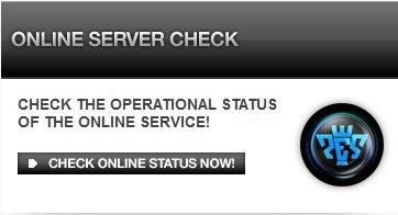 PES2012: Comprueba el estado de los servidores