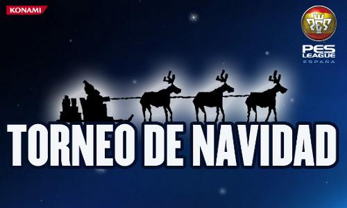 Participa en el Torneo de Navidad PESLIGA 2012