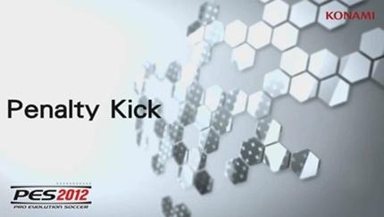 PES2012: Video con el nuevo sistema de penaltis