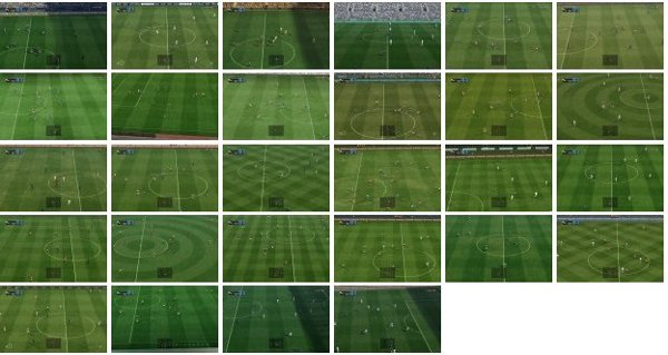 pack cesped pes2012