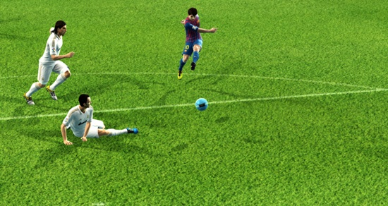 cesped pes2012
