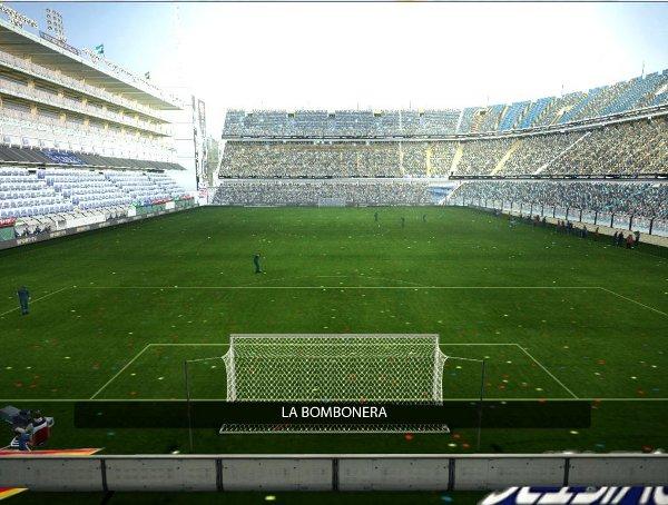 estadio la bombonera para pes2012