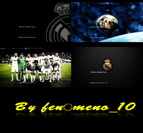 graficos real madrid pes2012