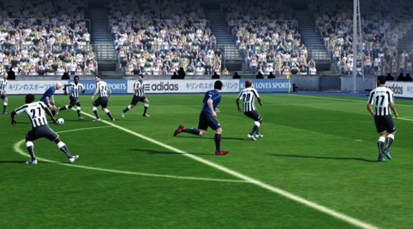 parches pro evolution soccer 2012