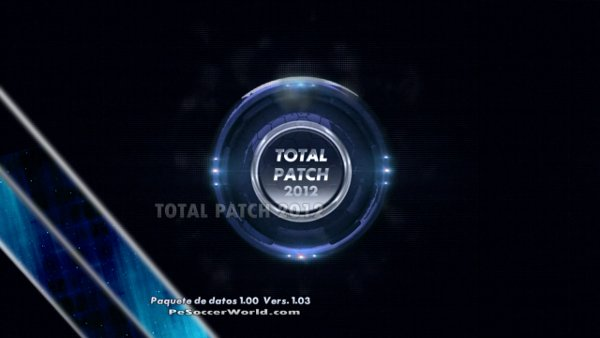 totalpatch pes2012