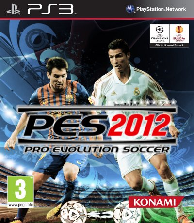 option file CR69 & Djorkaev para PES2012 - PS3