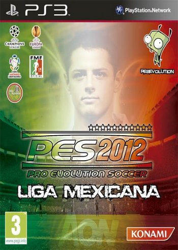 option file liga mexicana pes2012 ps3