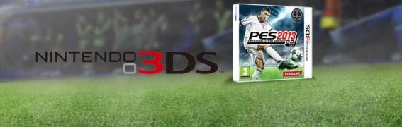 PES 2013 ya esta a la venta en Europa para Nintendo 3DS