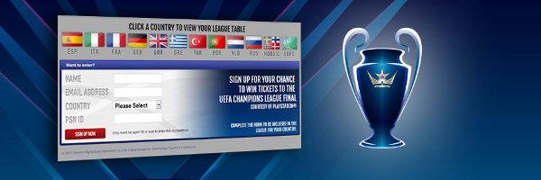 PES 2013: Preguntas frecuentes Torneo PES UEFA Champions Festival