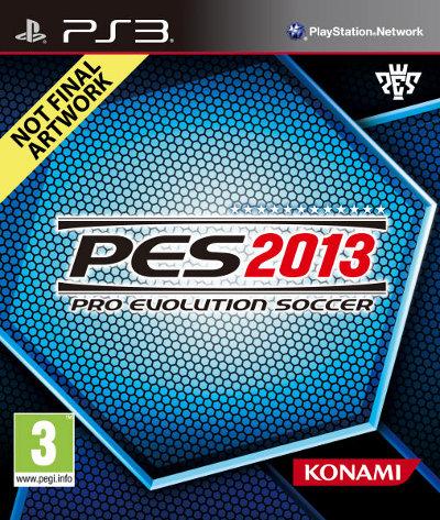 Ya puedes reservar tu Pro Evolution Soccer 2013