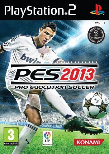 PES2013 para PSP y PS2 el 25 de octubre, para WII el 15 de noviembre