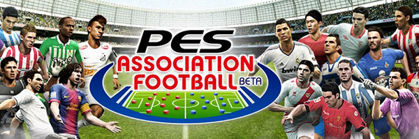 PES Association Football: Beta pública anunciada