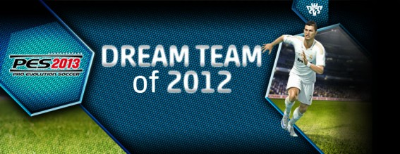 Dream Team 2012: Ayúdanos a crear el equipo perfecto de PES