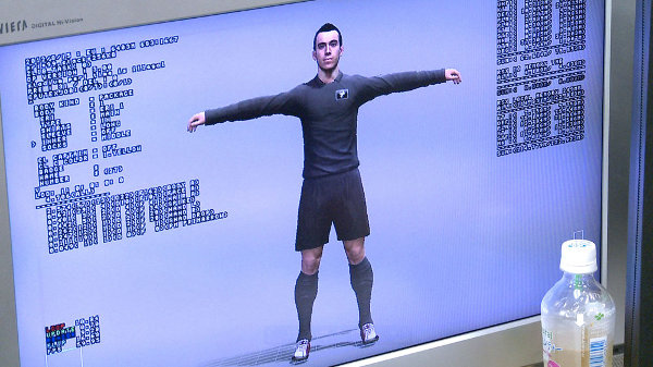 enter the game pes 2013