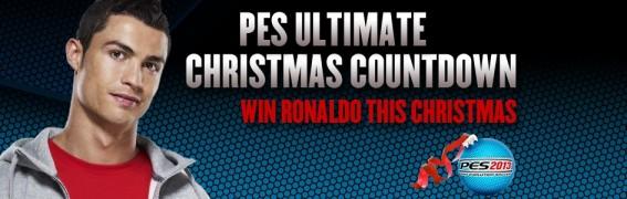 PES 2013: Gana una sesión de entrenamiento con Cristiano Ronaldo