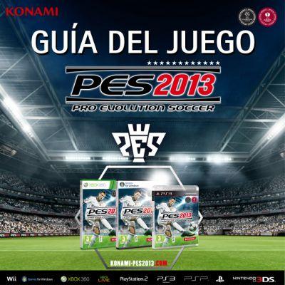 Guía oficial PES 2013