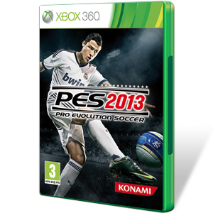 PES2013: Posible portada