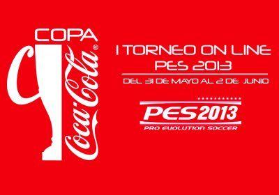 PES 2013: Apúntate al primer torneo Copa Coca-Cola