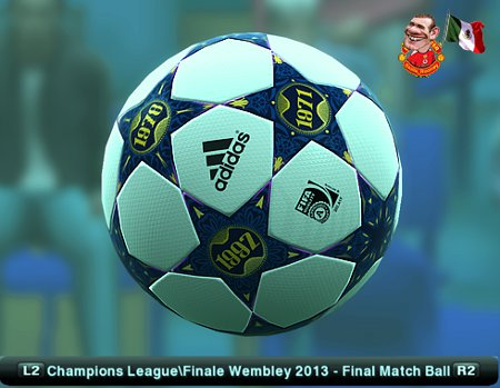 Balon Final WEMBLEY 2013