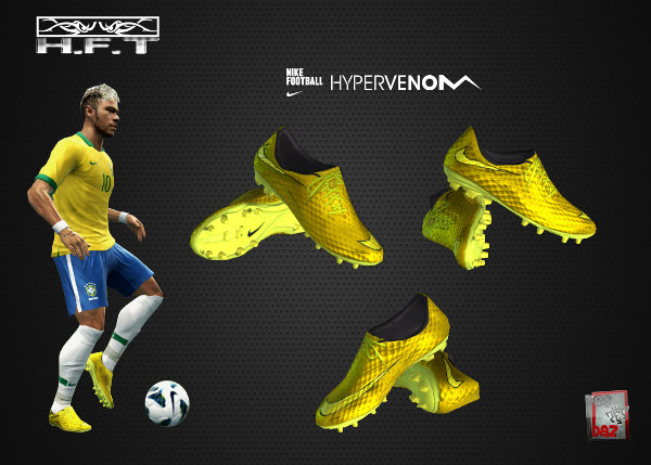 Nike Mercurial Vapor Ix Neymar