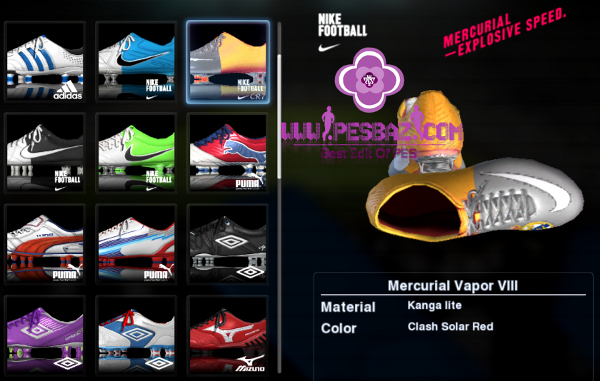 botas real madrid pes 2013