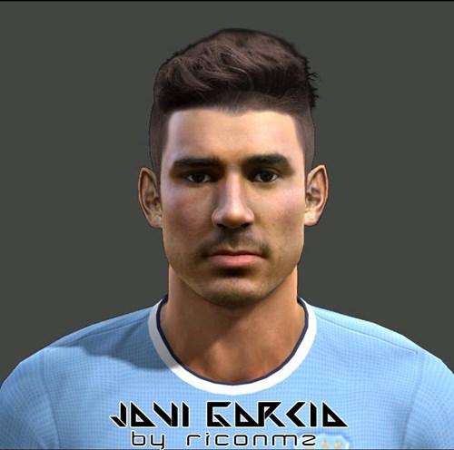 Fc Barcelona Facepack V2 0 By Reza Koolivand: Descargas Pro Evolution Soccer 2013 PC Caras