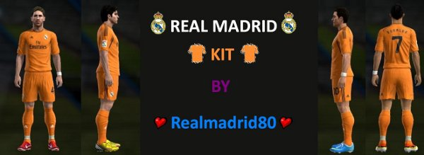 equipacion real madrid pes 2013