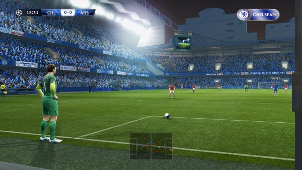 estadio Stamford Bridge para pes 2013