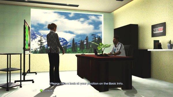 Oficina del manager del real madrid pes 2013 by anang for Telefono oficinas real madrid