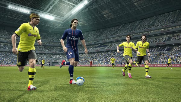 Demo Versions: PES 2013 Demo - Demo Movie Patch Download