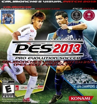 calimonche patch para pes2013 pc