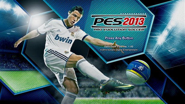 PES2013: Solucion y disponibilidad del pack de datos 2.00 en PS3