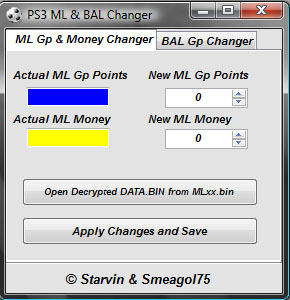 money changer y ball changer pes 2013