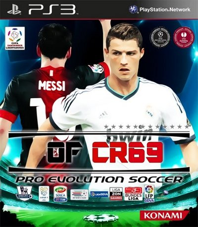 of CR69 pes2013